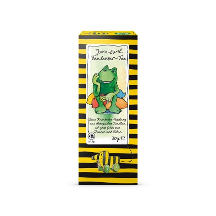 Janosch Faulenzer-Tee (aus ökol. Anbau)