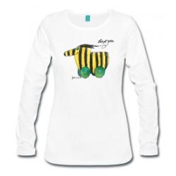 Tigerente - Frauen Premium Langarmshirt