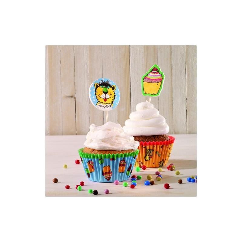 Rbv birkmann cupcake deko set rbv birkmann kochen backen for Zimmer deko cupcake