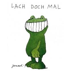 Lach doch mal (Postkarte DIN A6)