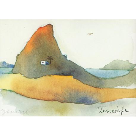 Tenerife (Postkarte DIN A6)