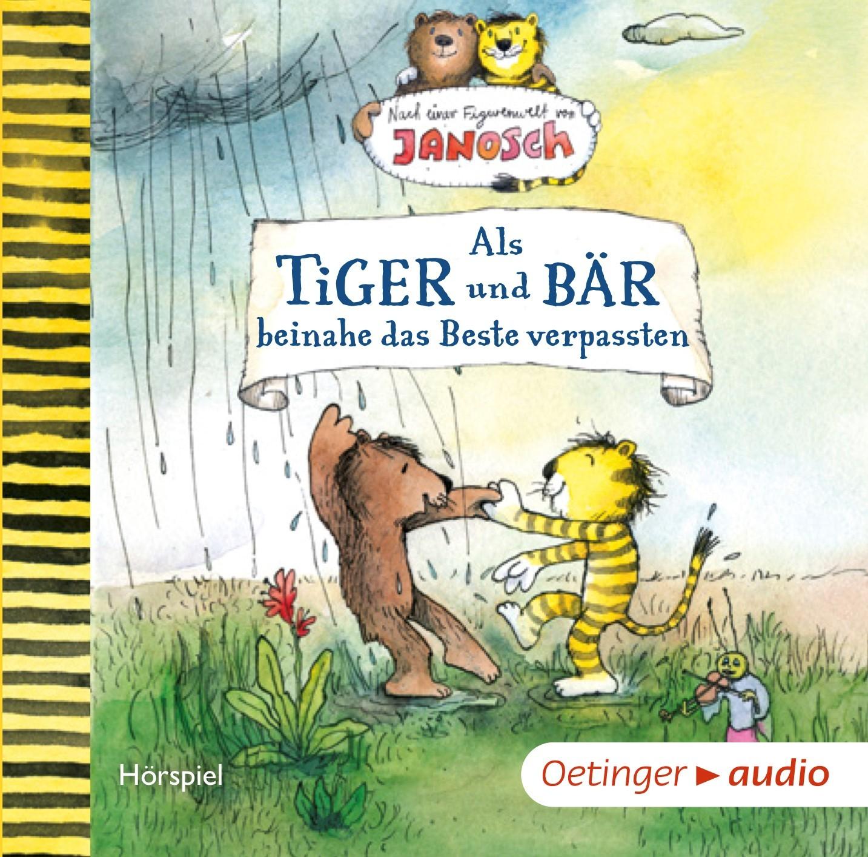 CD Fickel Janosch Tiger Bär sein wollte Sonstige Spielzeug-Artikel