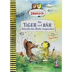 Als Tiger und Bär beinahe das Beste verpassten
