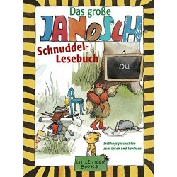 Das große Janosch Schnudde- Buch