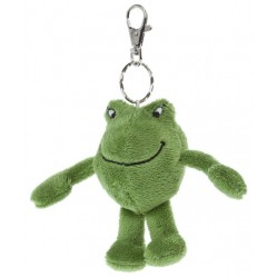 HEUNEC - Schlüsselanhänger Kastenfrosch, 10 cm