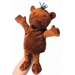 HEUNEC - Handpuppe Kleiner Bär