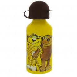 P:OS - Trinkflasche aus Aluminium, 400 ml